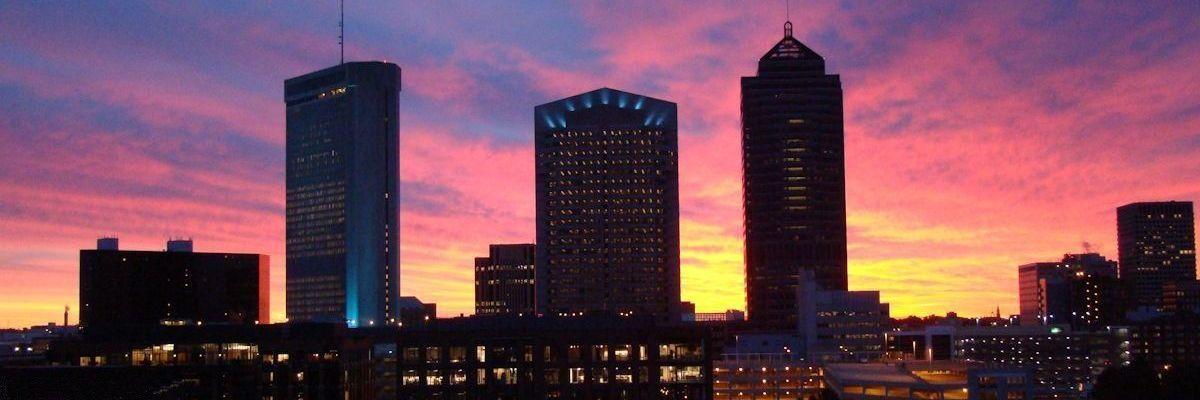 Columbus Morning Sky